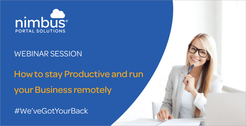 How to Stay Productive and Run your Business Remotely