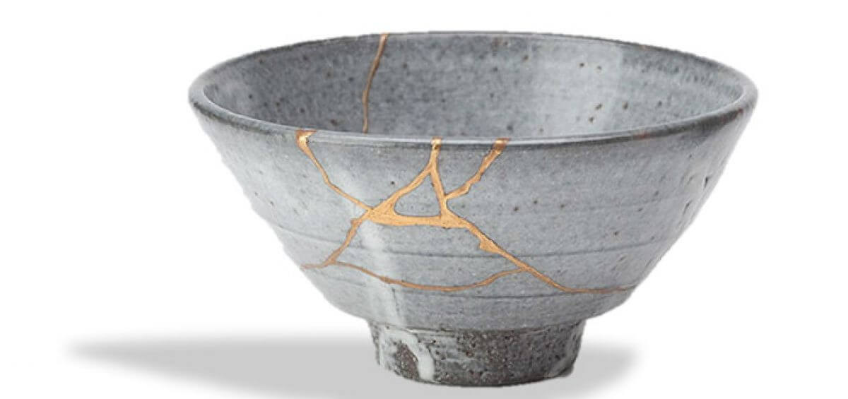Kintsugi - The Golden Veins Of Disruption